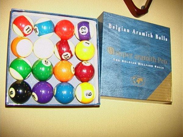 1162: AMF Highland Billiards Pool Table.  Limited Editi - 4