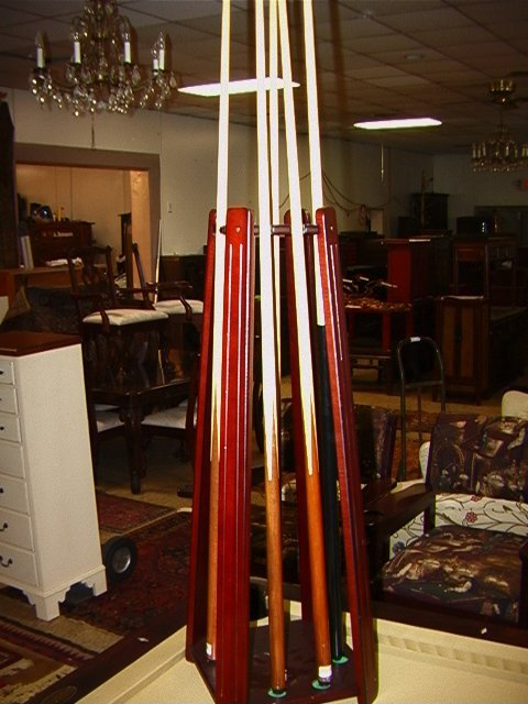 1162: AMF Highland Billiards Pool Table.  Limited Editi - 5