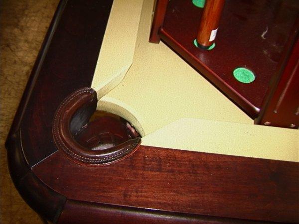1162: AMF Highland Billiards Pool Table.  Limited Editi - 7