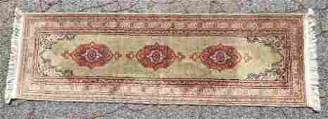 610 x 21 Handmade Oriental Rug Runner Rug Carpet