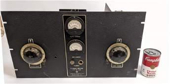 JAMES MILLEN  RF Power Amplifier Electronic equipment