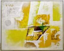 Large LEE REYNOLDS Oil Painting on Canvas