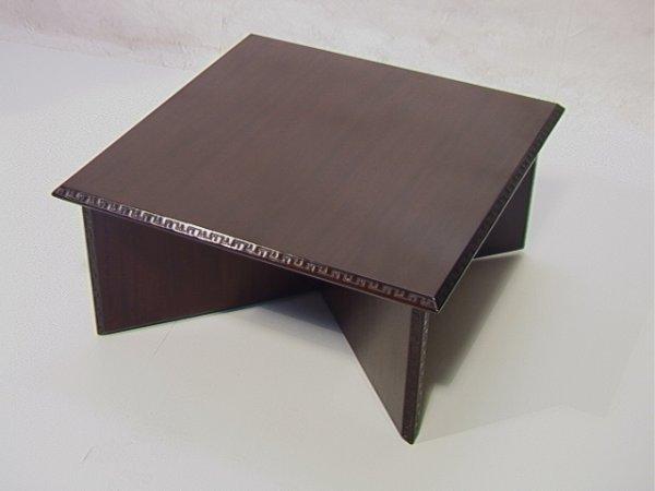 301: Frank Lloyd Wright Henredon Cocktail Coffee Table.