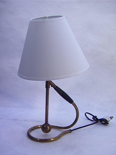 310: Kaare Klint Table Wall Sconce Lamp. Adjustable.  C