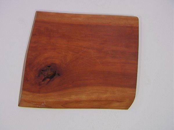 316: Nakashima style free edge Walnut Board. 1.75in thi