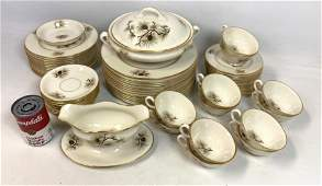 67pcs LENOX Dinnerware Dish Set  PINE pattern china Se