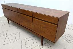 IB KOFOD LARSEN Sideboard Credenza Cabinet. Danish Mode