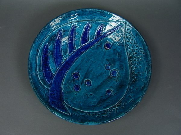 4: Gunnar NYLUND Rorstrand Pottery Bowl.  Incised de
