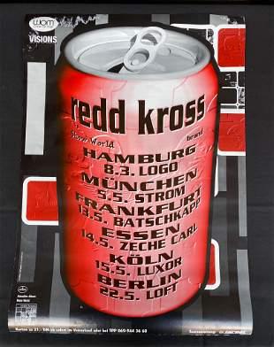 Redd Kross Multiple Venue Dates In Germany Concert Post