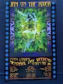 Jam On the River Concert Poster Penns Landing Memorial
