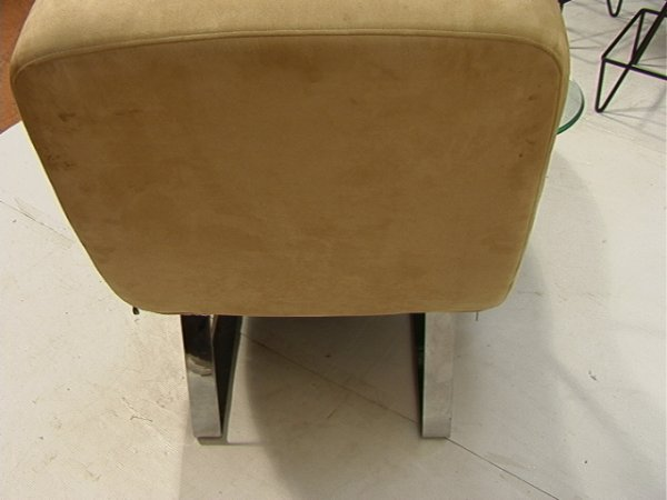 204: Bo Concept Contemporary Modern Chaise Lounge Chai - 5