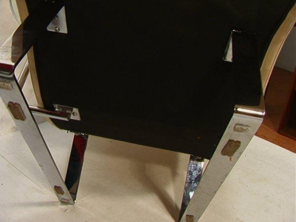 204: Bo Concept Contemporary Modern Chaise Lounge Chai - 6
