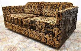 ADRIAN PEARSALL Goop Sofa. Paul Evans style. Craft Asso