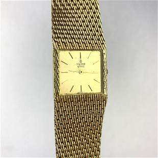 CONCORD 14K Gold Wrist Watch. 48dwt.   14K  weight with