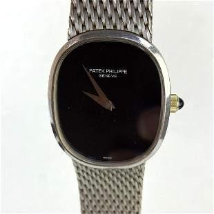 PATEK PHILIPPE Ellipse 18K Gold Mens Wrist Watch.   18K