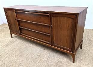 LANE American Modern Credenza Sideboard Cabinet. Side d