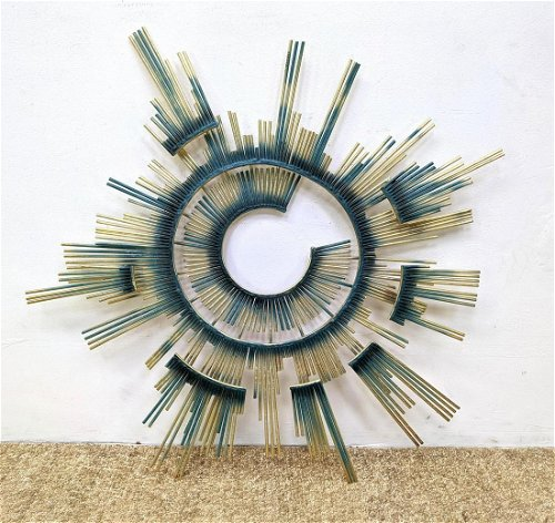 Wall-Mounted Sculptures