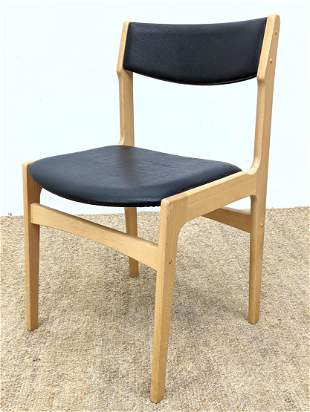 Danish Modern Side Chair.