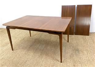 American Modern Dining Table. Stylish Frame and Leg Con