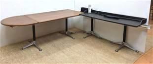 """Bruce Burdick for HERMAN MILLER Desk System. Two Part """""""