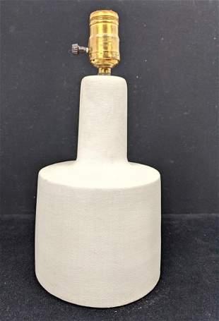 JANE & GORDON MARTZ Ceramic Art Pottery Table Lamp.