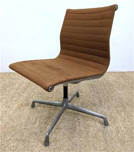 EAMES Herman Miller Armless Office Chair.