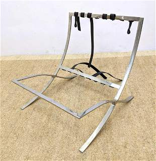 Barcelona style Lounge Chair FRAME. Original chair was