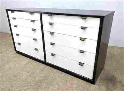 Ebonized Case Edward Wormley Dresser. Ebonized Case DRE