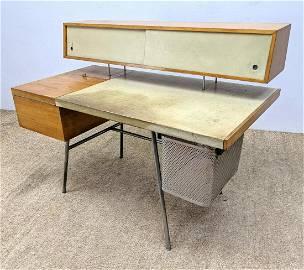 GEORGE NELSON for HERMAN MILLER Desk. Iconic design. Le