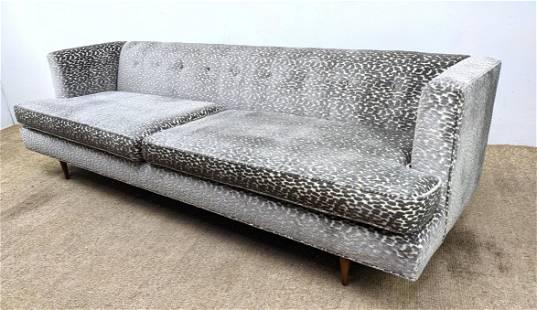EDWARD WORMLEY Dunbar Sofa Couch. Newly Upholstered. R
