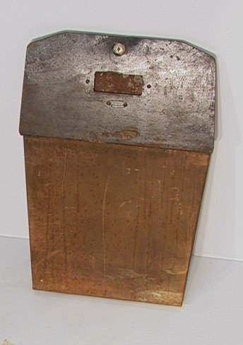 1041: WATLING SCALE CO. Standing Penny & Fortune Scale. - 3