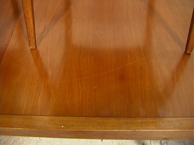 645: PROFILE by DREXEL Dining Set. Dining Table with 6 - 6