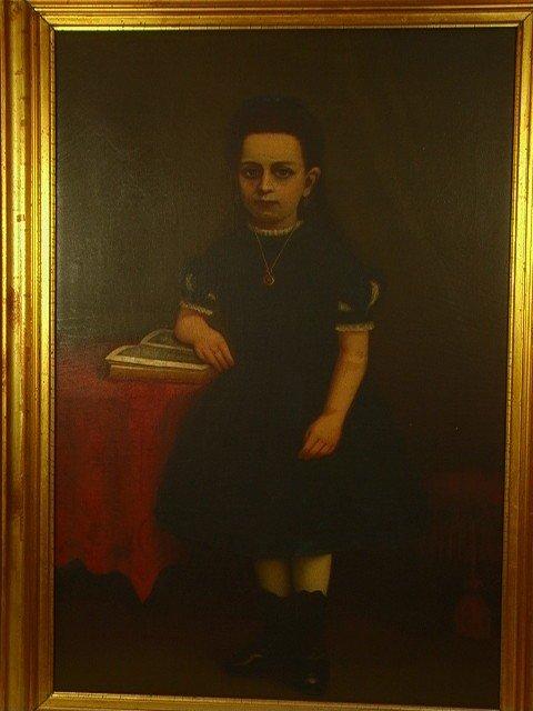18: Early Portrait of MARY DUCHARDT