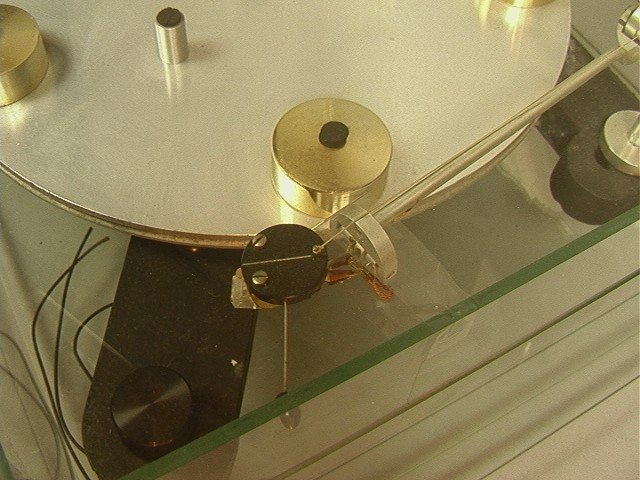 41: Michell Transcriptor Turntable Record Player. - 4