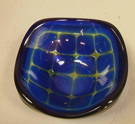 24: ORREFORS SVEN PALMQVIST Art Glass Bowl. Ravenna A