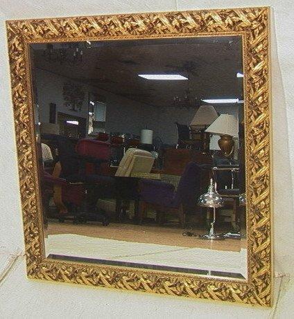 392: Decorative Contemporary Wall Mirror by DeNunzio G
