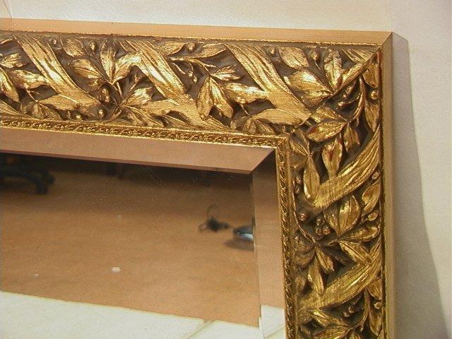 392: Decorative Contemporary Wall Mirror by DeNunzio G - 2