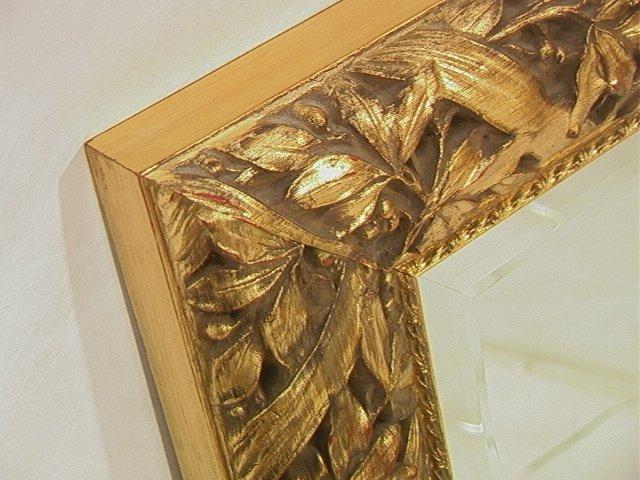 392: Decorative Contemporary Wall Mirror by DeNunzio G - 5