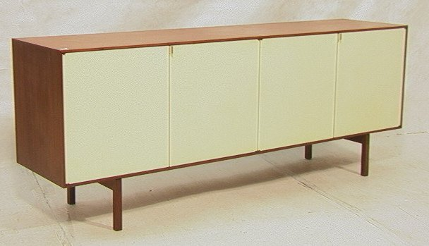 11: Rare Version FLORENCE KNOLL Credenza Sideboard. W