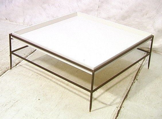 10: TOMMI PARZINGER Originals Oversized Coffee Table.