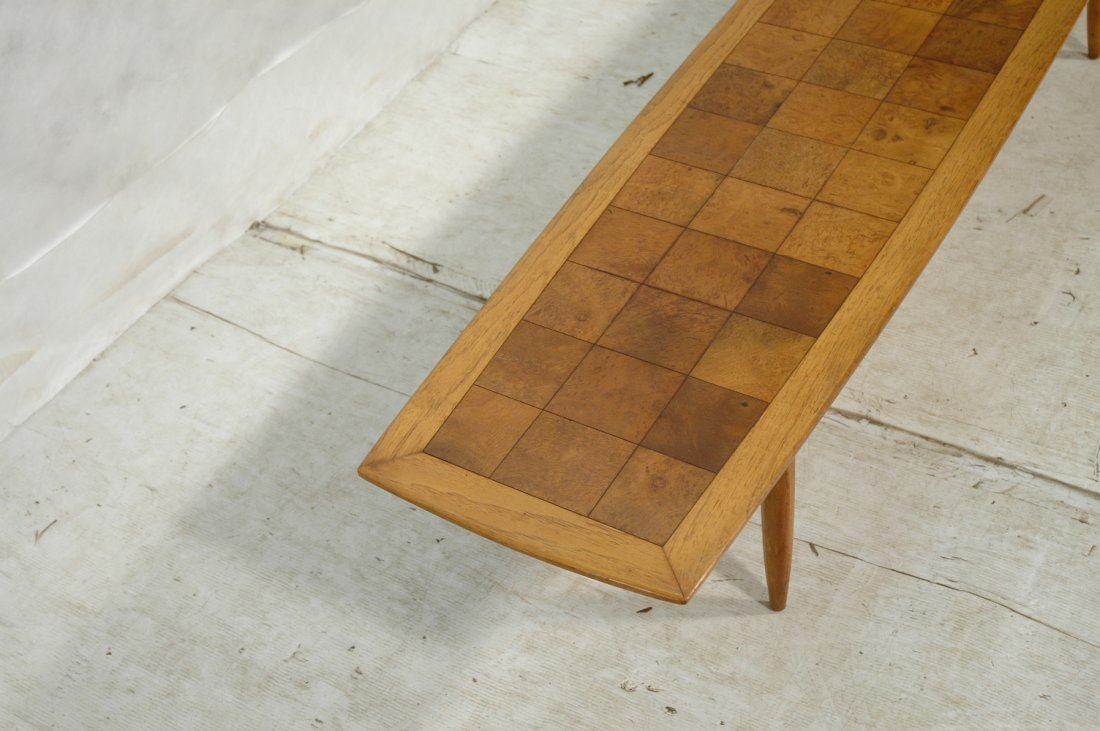 TOMLINSON SOPHISTICATE Surfboard Coffee Table. Sq - 2
