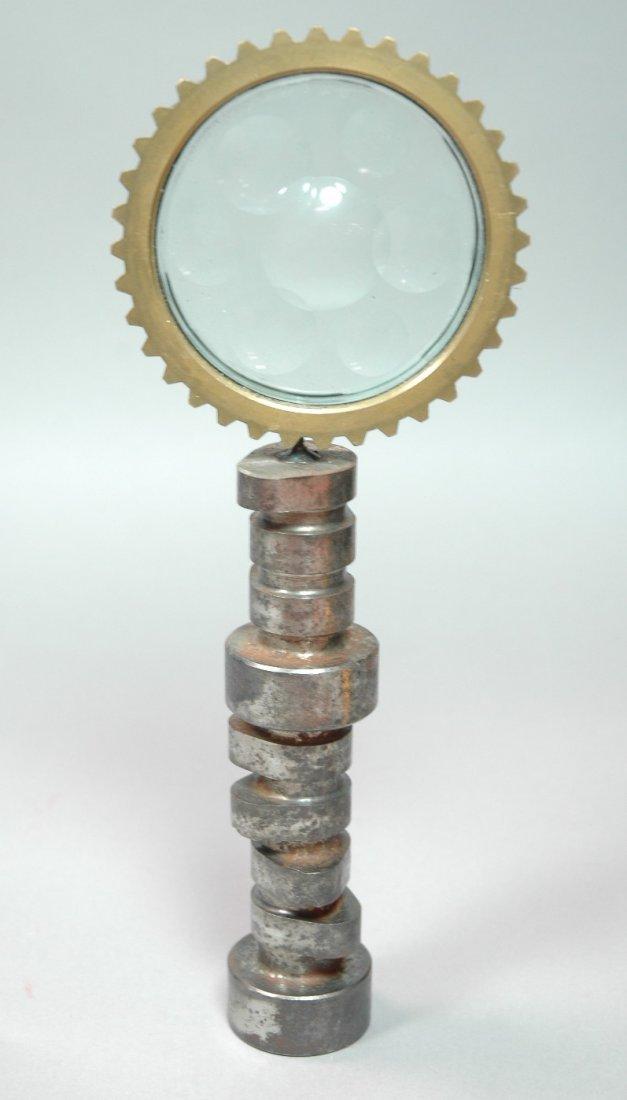 FELICIANO BEJAR Table Top Magiscope Sculpture. Cr
