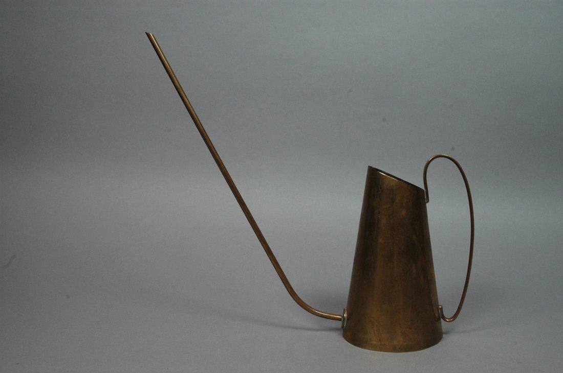 Hagenaur Brass Watering Can.  Handmade. Marked.