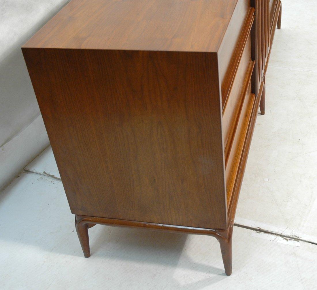 DANIEL JONES, NYC Dresser Low Chest. Sculpted fro - 2