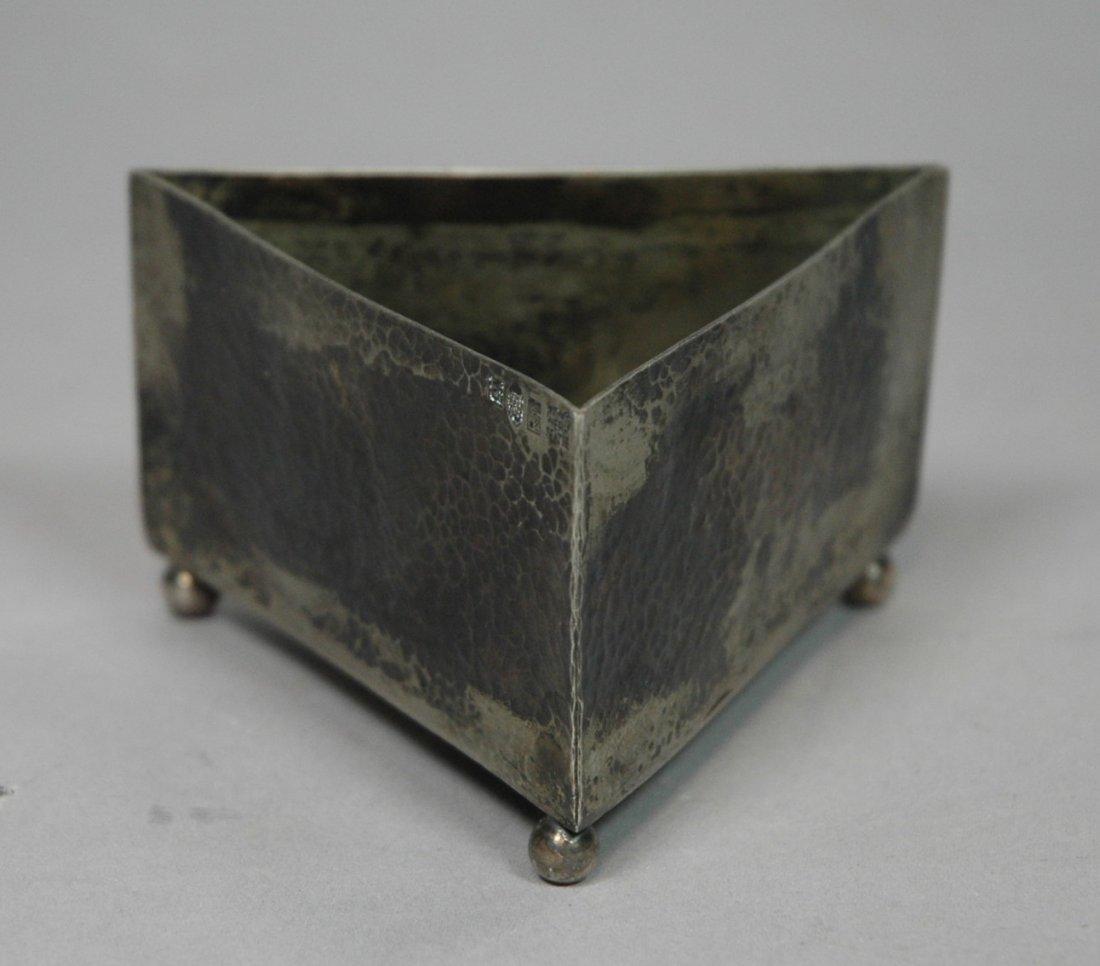 Joseph Hoffman Wiener Werkstatte Silver Triangle