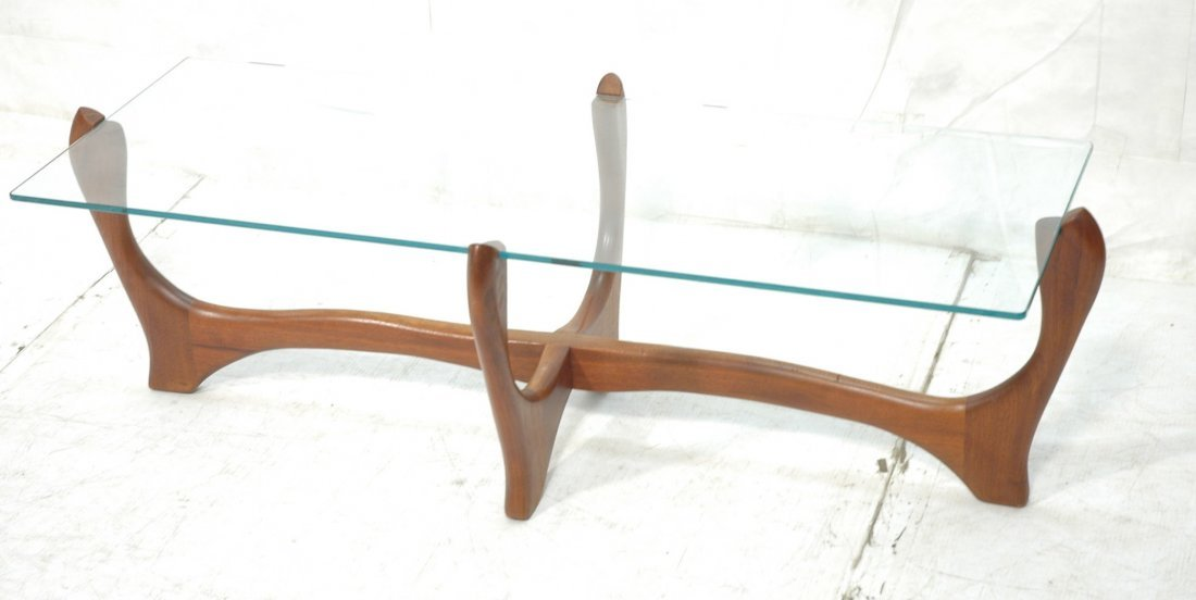 ADRIAN PEARSALL American Modern Coffee Table. Ame