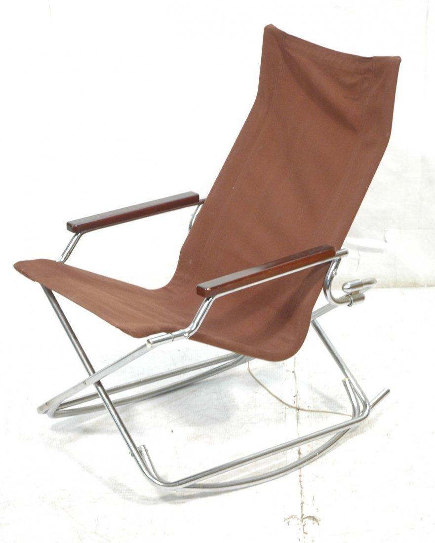 Folding Rocking Z Chair Made in Japan La