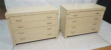 Pr BOGERT Furniture Regency Credenza Dresser Cabi
