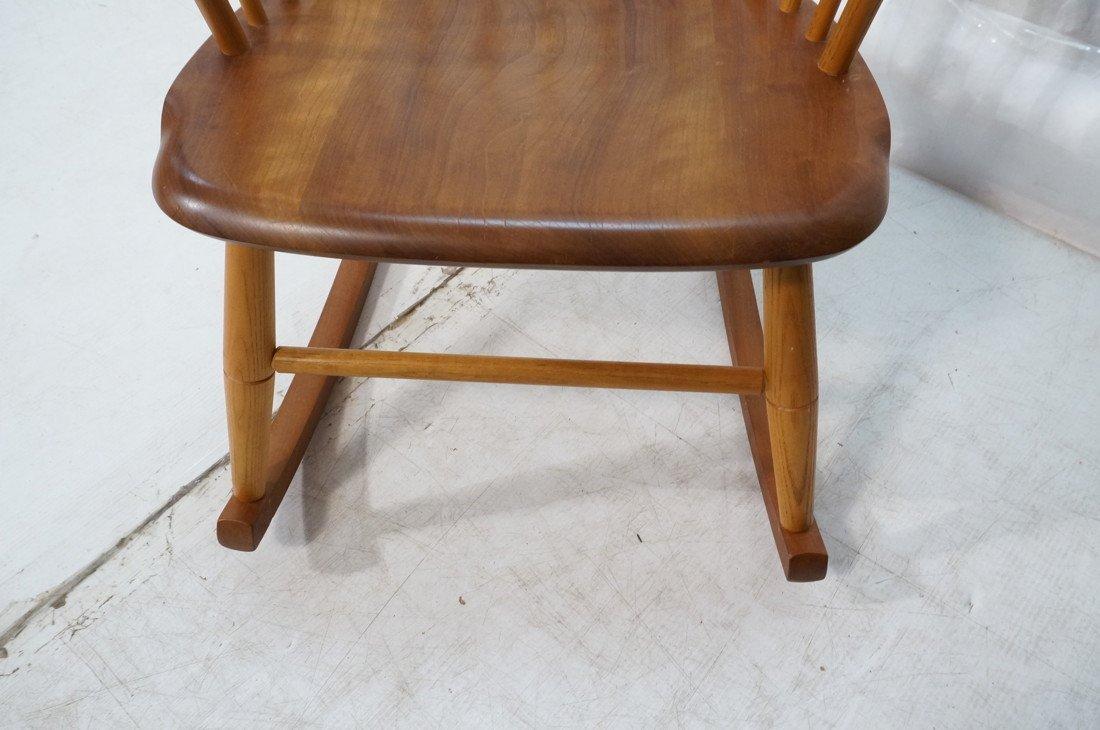 THOMAS MOSER Cabinetmakers Rocker Rocking Chair. - 3