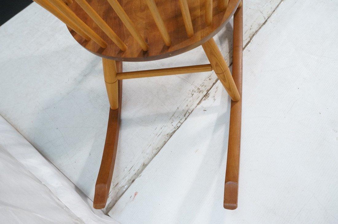 THOMAS MOSER Cabinetmakers Rocker Rocking Chair. - 7